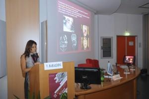 Vittoria Baraldini al congresso ISSVA